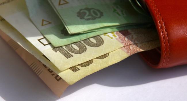 Как изменилась зарплата украинцев?