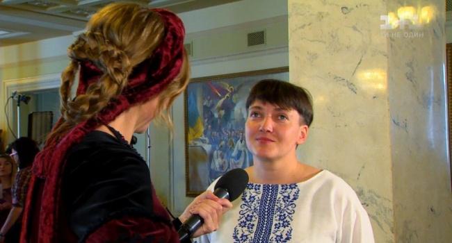 Политолог: Савченко предложила разыгрывать места в парламенте в лотерею