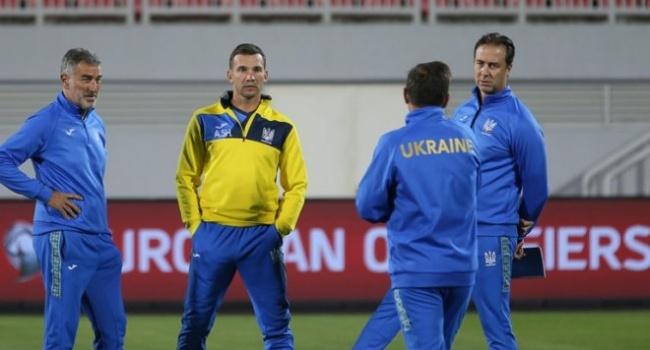 «Сине-желтые» остались без тренера по физподготовке, собирается на выход Андрей Шевченко