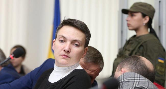 Фарион о Савченко: «да какая она Надежда Савченко – она Надежда Медведчук... Это «троянская кобыла»
