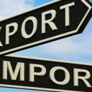 Половина украинских товаров идет на экспорт в Евросоюз