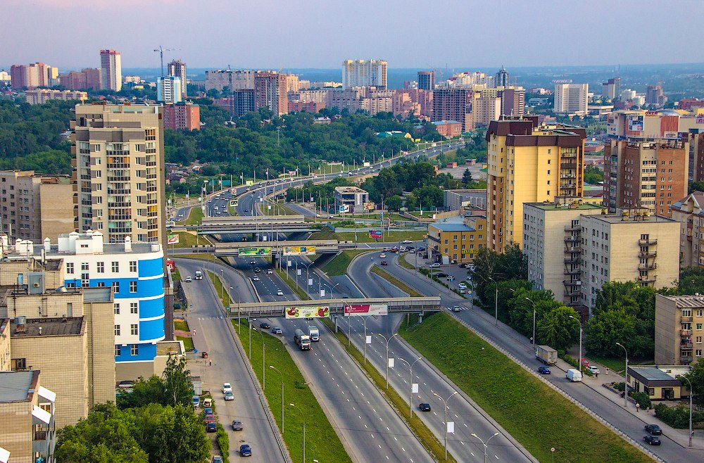 Деловые и бизнес услуги в Новосибирске