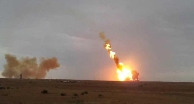 Израиль уничтожил завод по производству ракет в Сирии