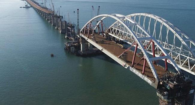 Евросоюз: Керченский мост нарушает суверенитет Украинского государства