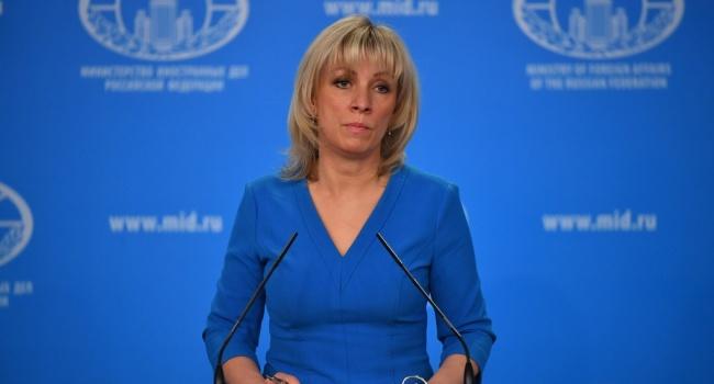 Захарова просит Госдеп надавить на Киев из-за ситуации с РИА Новости