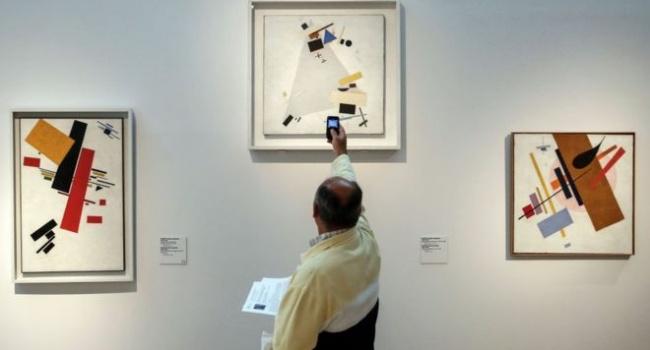 Картину Малевича продали на аукционе за рекордную сумму