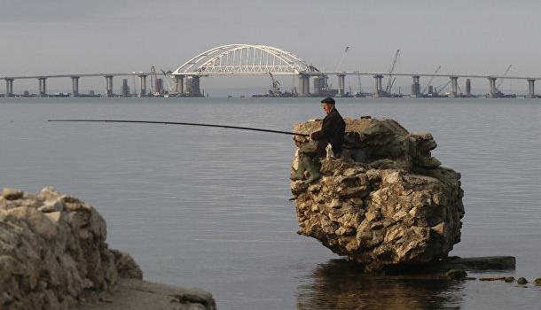 Омелян: «Из-за Крымского моста Украина ежегодно будет терять 500 миллионов гривен»