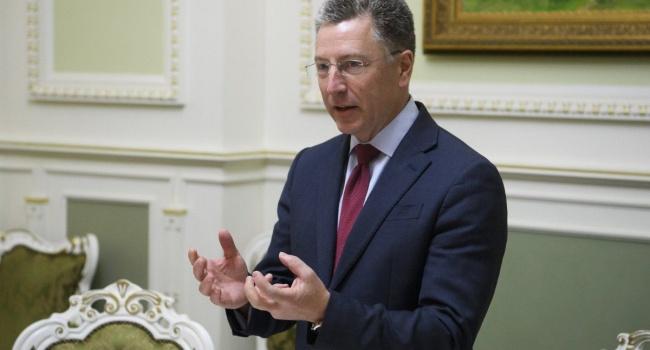 Волкер: Украина не сможет вернуть территории, оккупированные Россией