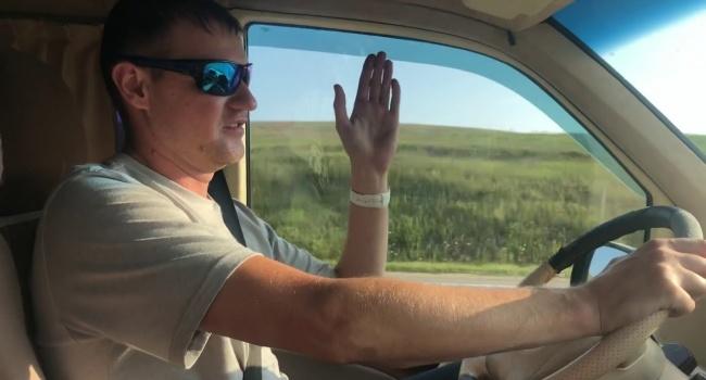 В РФ обеспокоились судьбой николаевского блогера, которого киевская «хунта» может распять за проезд по Керченскому мосту