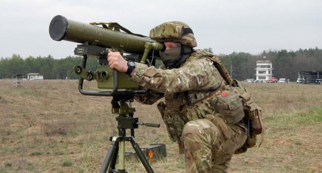 Петр Порошенко распорядился отправить на Донбасс больше аналогов ПТРК Javelin