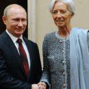Санкции против граждан России пора переосмыслить, — Кристин Лагард