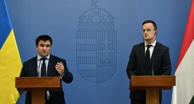 Венгрия согласилась начать консультации об изменениях в законе Об образовании