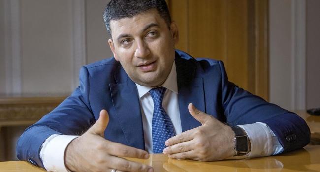Они путешествуют: Гройсман ответил на вопрос ребенка о массовой иммиграции из Украины