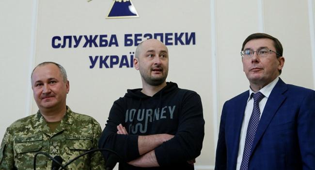 Бабченко: «Через пару месяцев меня снова попытаются убить»