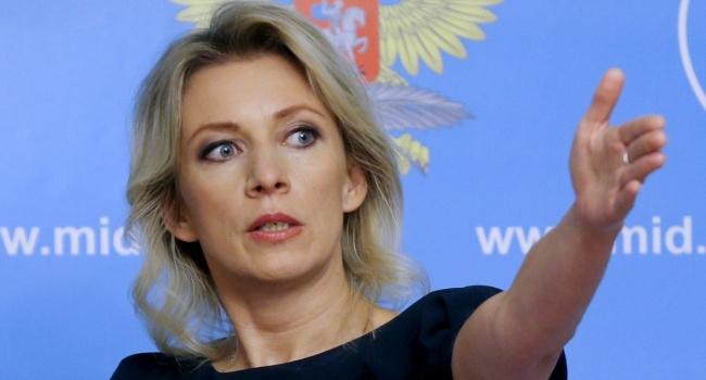 Захарова пояснила, зачем властям Украины понадобилась инсценировка убийства Бабченко