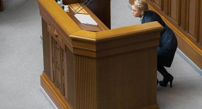 Нусс: Тимошенко пора заняться своим парламентским графиком или не мешать тем, для кого ответственность и Украина – не пустые слова