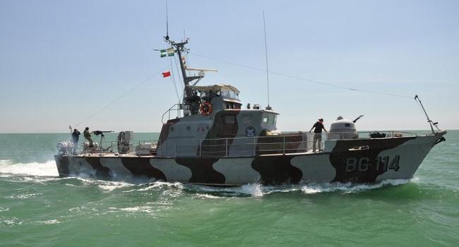 Пограничники морской охраны провели высококлассные учения со стрельбами в Азовском море, — ГПСУ