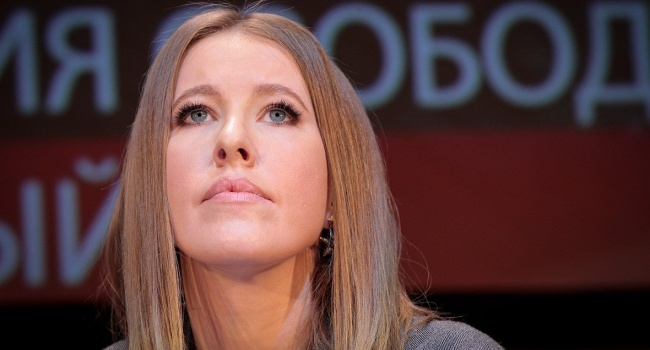 Собчак прокомментировала свое участие в выборах: Я из-за этой политической истории заработала меньше на 1 миллион долларов