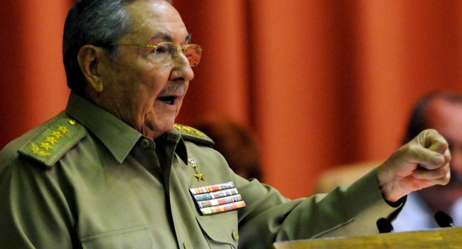 Рауль Кастро вступил в новую должность на Кубе