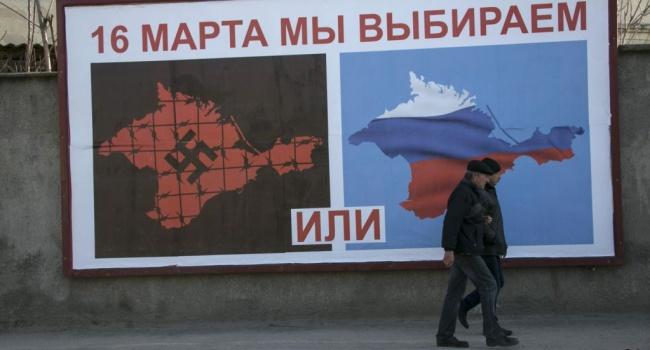 Портников: есть только один вариант возвращения Крыма, но замедление с деоккупацией делает и его нереальным
