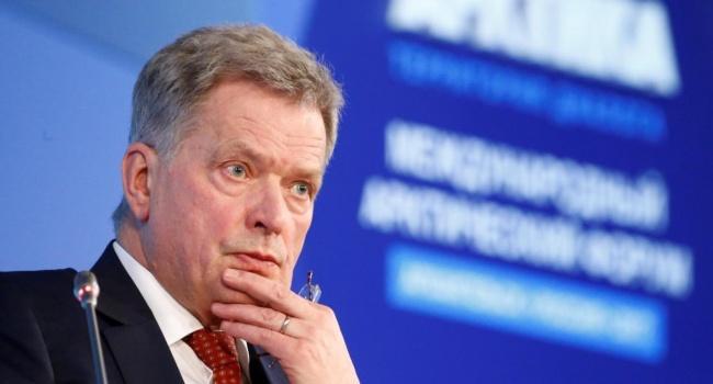 Президент Финляндии о России: «Казак берет все, что плохо лежит»