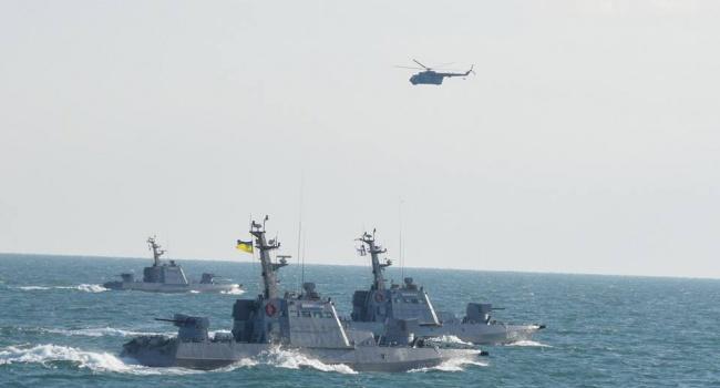 В ВМС Украины пояснили, как именно будет закрыто Азовское море