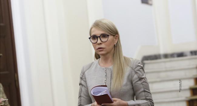 Эксперт: Тимошенко идет войной на Коболева – теперь это вполне логично