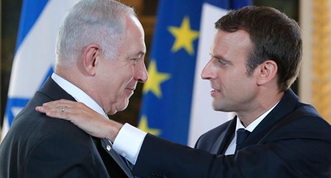 Несмотря на пышный прием, Нетаньяху едет с Франции ни с чем