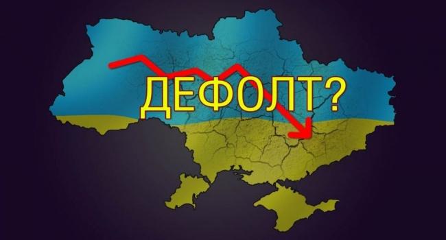 В НБУ рассказали об угрозе дефолта Украины в случае прекращения сотрудничества с МВФ