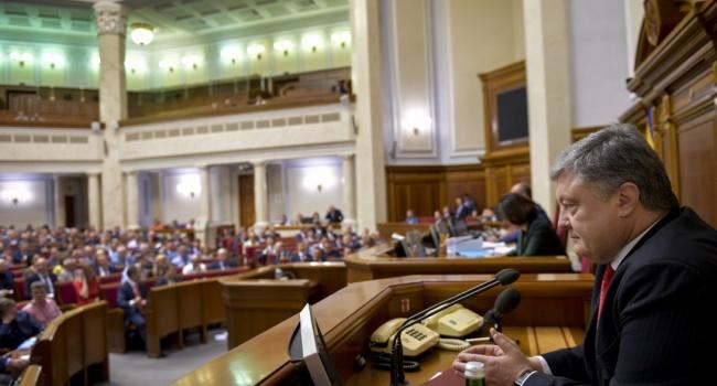 Березовец: у непроголосовавших за закон про АС в ближайшее время могут образоваться проблемы со въездом в США