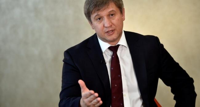В МВФ обеспокоены отставкой Данилюка