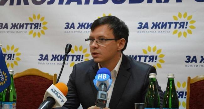Медушевская: нам опять вбросили пробный камешек. Мураев. «Схаваем» или дадим отпор?