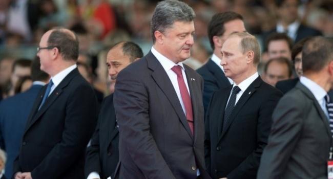 Порошенко прокомментировал слова Мураева о Сенцове