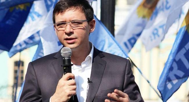 Блогер: Мураев всегда может воспользоваться методом Савченко-Германа и заявить, что исполнял задание украинских спецслужб