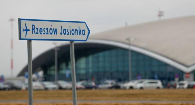 В Польше разбился украинский самолет