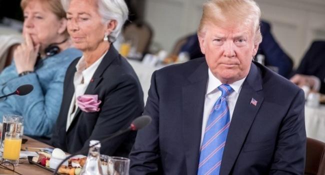Журналист: Трамп разыграл Путина с «Большой семеркой»