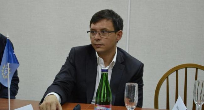Журналист: если бы Мураев был турецким депутатом, то за свои высказывания уже мотал бы 2-3 года за решеткой