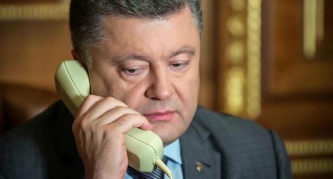 Нусс: главная причина звонка Порошенко Путину – голодание Сенцова и Балуха, и проблема обмена остальных заложников
