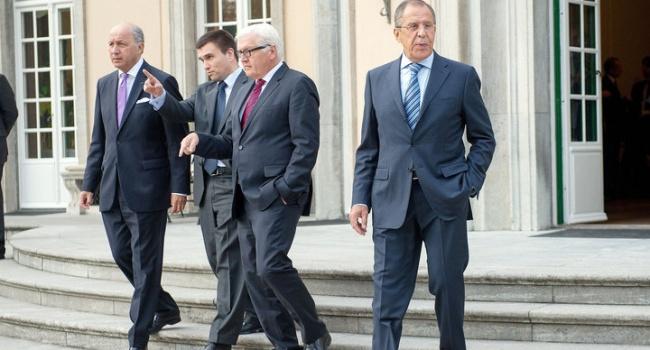 Надежда России опять провалилась: формула Штаймайера не была включена в повестку переговоров «Нормандской четверки»
