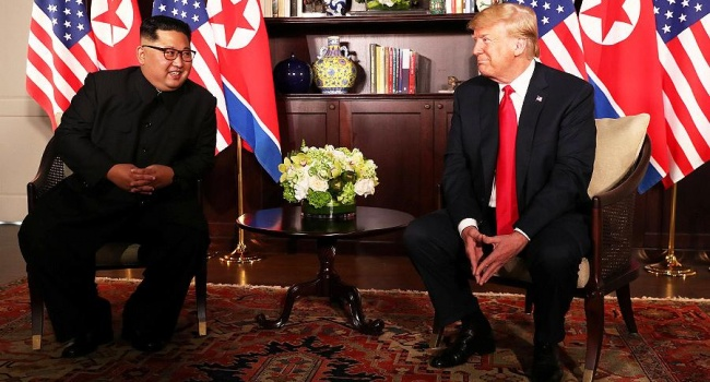 Блогер: Ким Чен Ын пошел на соглашение с Трампом не от хорошей жизни
