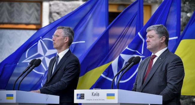 Политик: «Украина не станет членом НАТО»