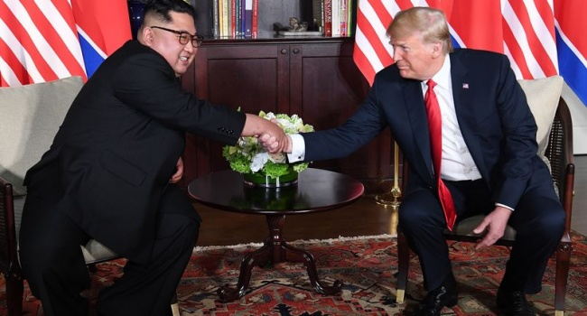 Главный итог саммита в Сингапуре: напряжение снято – ядерной войны больше на горизонте не предвидится
