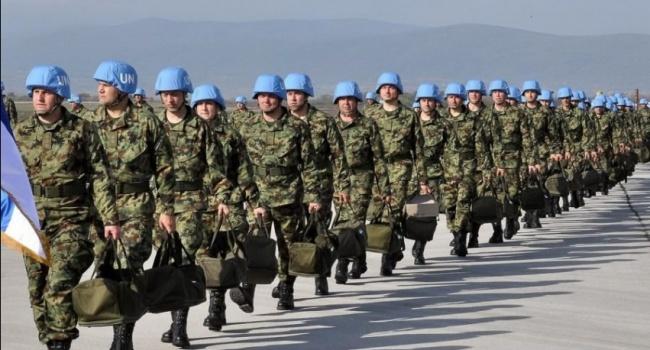 Портніков: миротворців на Донбасі не буде