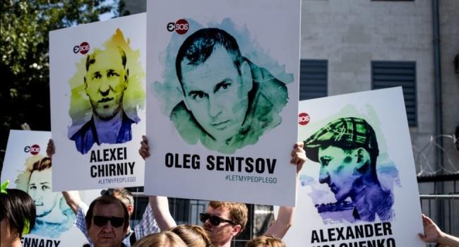 Политолог: кампания по освобождению Сенцова в разы масштабнее, чем кампания с Савченко, поэтому Путин пошел на контакт