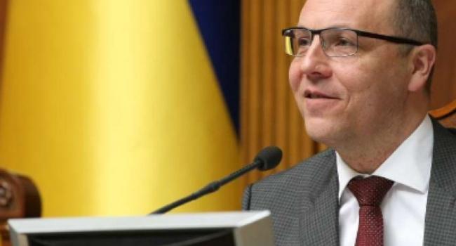 Парубий – Ланкастеру: «Украина – это не серая зона, а щит Европы»
