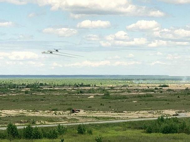 Соревнования авиации ВСУ: обнародованы зрелещные фото