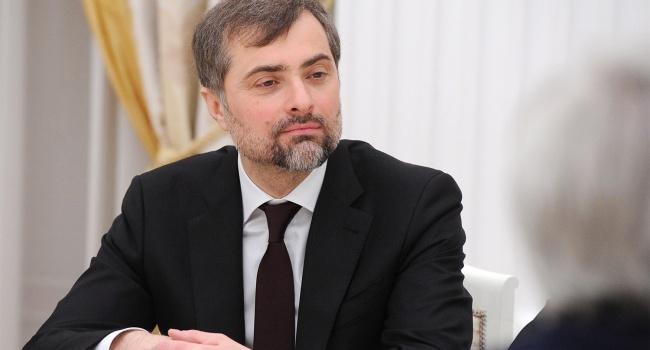 Путин переназначил Суркова на ранее занимаемый им пост