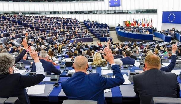 В Европарламенте приняли резолюцию по Сенцову