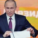 Политолог: Путина устраивает нынешний статус-кво, потому что он медленно, но уверено подрывает рейтинг действующего президента