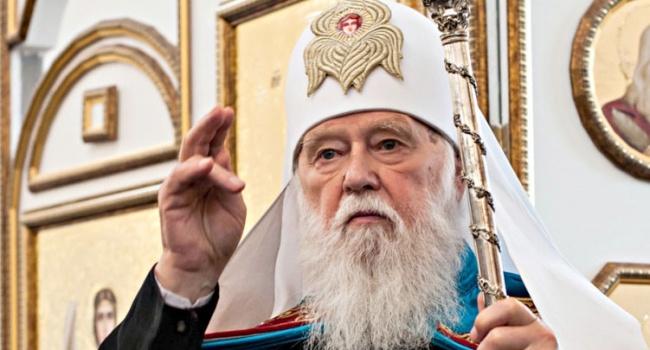 В Украине больше не будет УПЦ МП, - Филарет